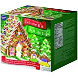 Wilton 2104-1911 Deluxe Gingerbread House Kit