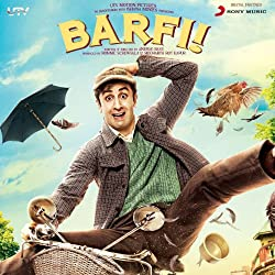 Barfi (Hindi Movie / Bollywood Film / Indian Cinema) (2012)- Blu Ray [Blu-ray]