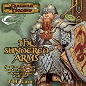 The Sundered Arms: A Dungeons & Dragons Novel | T. H. Lain