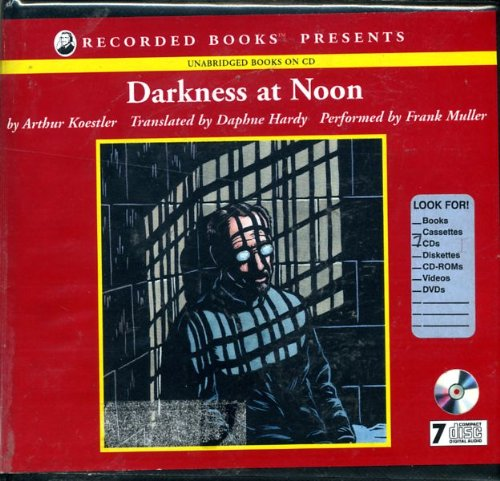 a literary analysis of the darkness at noon by harold krents This page a literary analysis of the darkness at noon by harold krents provides a this page a literary analysis of the darkness at noon by harold krents.