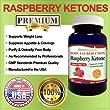 Raspberry Ketones Premium Quality 60 Capsules Extra Strength Weight Loss Fat Burner Diet All Natural Better Naturals from Better Naturals