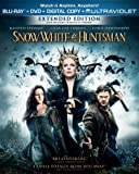 Snow White & the Huntsman - Extended Edition (Blu-ray + DVD + Digital Copy + UltraViolet)