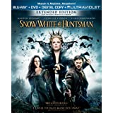 Snow White & the Huntsman - Extended Edition (Blu-ray + DVD + Digital Copy + UltraViolet) ~ Kristen Stewart
