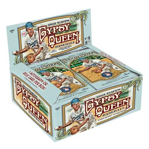2013 Topps Gypsy Queen Baseball box (24 pk RETAIL)