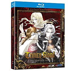 Trinity Blood: Complete Series Box Set [Blu-ray]