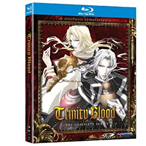 Trinity Blood: Complete Series Box Set movie