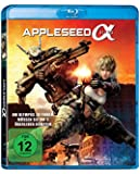 Appleseed - Alpha  (inkl. Digital Ultraviolet) [Blu-ray]