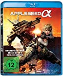 DVD Cover 'Appleseed - Alpha [Blu-ray]