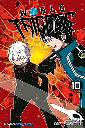 World Trigger, Vol. 10 (World Trigger Manga compare prices)