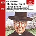 The Innocence of Father Brown Audiobook by G. K. Chesterton Narrated by David Timson