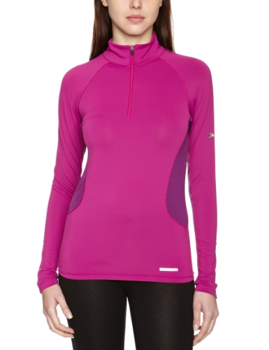 Berghaus Technical Long Sleeve Zip Women's Baselayer