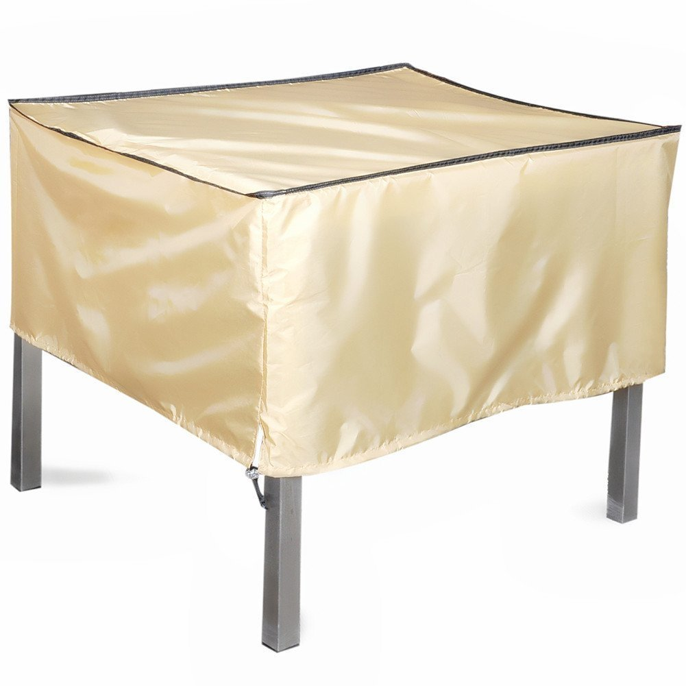 Coffee Side Table Cover Outdoor Veranda Ottoman Table Cover 26 39 39 X26 39 39 X18 39 39 Ebay
