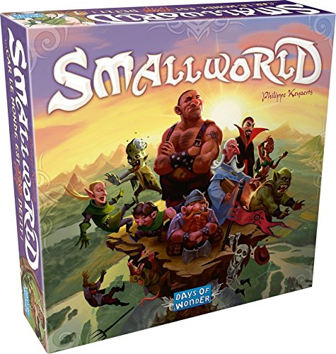 Asmodee - SW01 - Jeu de strategie - Small World