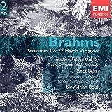 Brahms : Sérénades n° 1 et n° 2 - Variations sur un thème de Haydn
