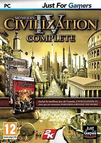 civilization-sid-meiers-iv-edition-complete-jeu-ext-1-ext-2-ext-3-importacion-francesa