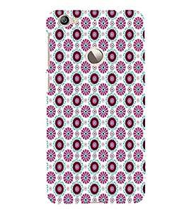 EPICCASE zodiac flowers Mobile Back Case Cover For LeEco Le 1s Eco (Designer Case)