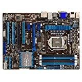 ASUSTek Intel Socket 1155 DDR3メモリ対応 ATXマザーボード P8H77-V