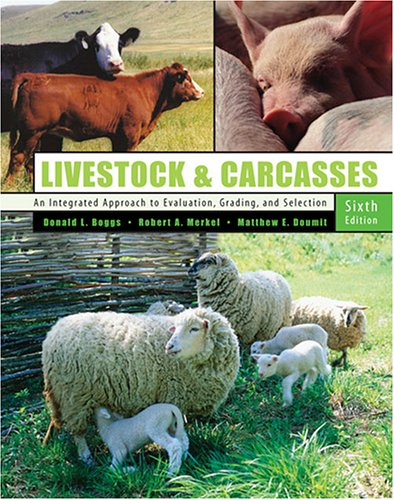 Livestock and Carcasses: An Integrated Approach to...