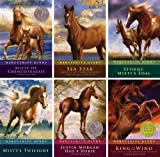 img - for Marguerite Henry Horse Books Set of 6 Volumes Including Misty of Chincoteague, Sea Star, Orphan of Chincoteague, Stormy, Misty's Foal, Misty's Twilight, Justin Morgan Had a Horse, and King of the Wind, the Story of the Godolphin Arabian book / textbook / text book