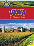 img - for Iowa: The Hawkeye State (Discover America) book / textbook / text book