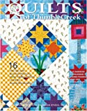 Quilts of Thimble Creek (Leisure Arts #15907) (1574862855) by Kooler, Donna