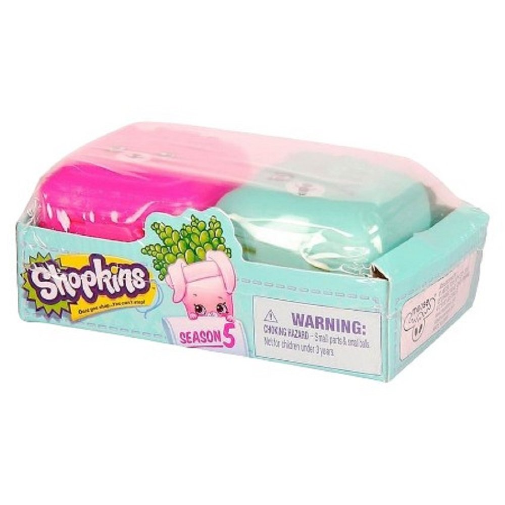 Shopkins Season 5 baskets (2 pack)