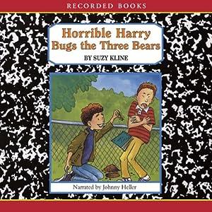 Horrible Harry Bugs the Three Bears Audiobook