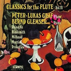 Oeuvres pour flûte Vol.2