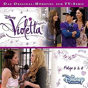 Violetta 7 & 8 Hörspiel