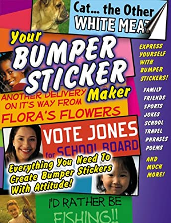 Your Bumper Sticker Maker (WIN/Mac)