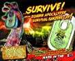 Zombie Apocalypse Survival Kit in a Sardine Can from Other Manufacturer