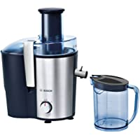 Bosch MES3500GB 700W Whole Fruit Juicer with 1.25L Jug (Silver)