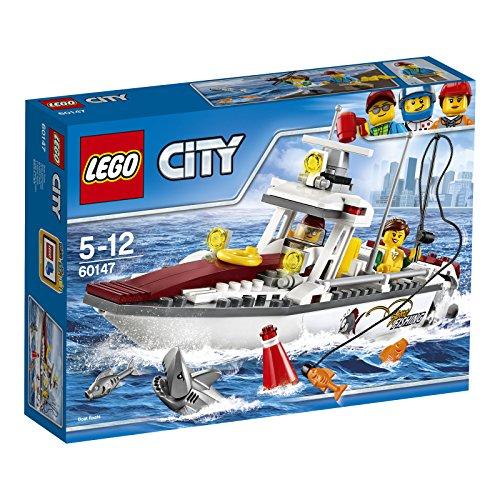レゴ (LEGO) シティ フィッシングボート 60147