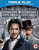 2-Film Collection (Sherlock Holmes / Sherlock Holmes: A Game of Shadows) (Triple Play) (Blu-ray + DVD + UV Copy) [2012] [Region Free]
