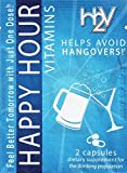 Happy Hour Vitamins -20 Packs- Multivitamin Formulated to Help w/ Hangovers & Liver Support - Easy as 1 Dose -100% Satisfaction Guaranteed -Stop Looking for a Hangover Cure, Prevent Hangovers!