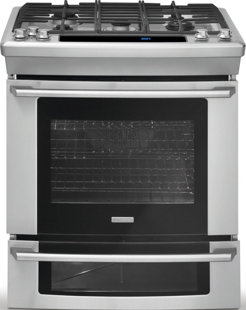 Kitchenaid Vs Electrolux Gas Slide In Ranges Reviews