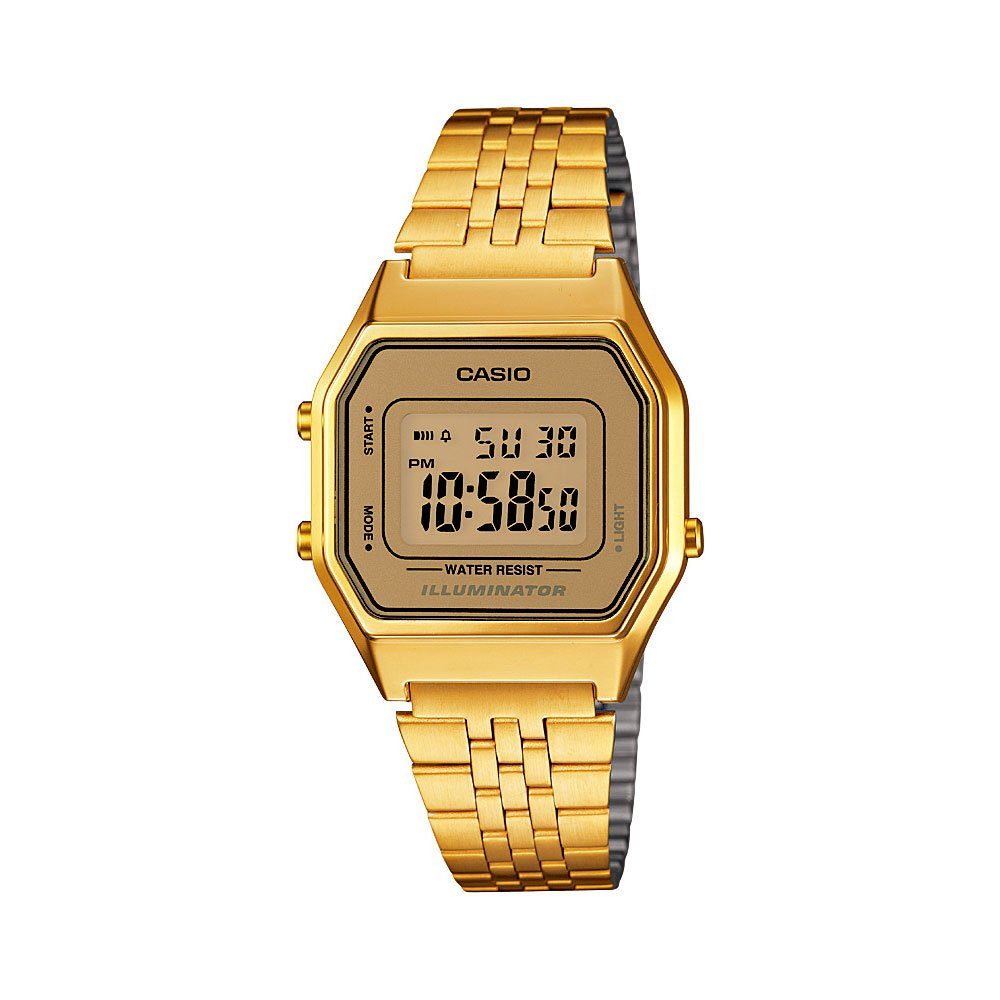 Casio Classic LA680WGA-9VT watch 0