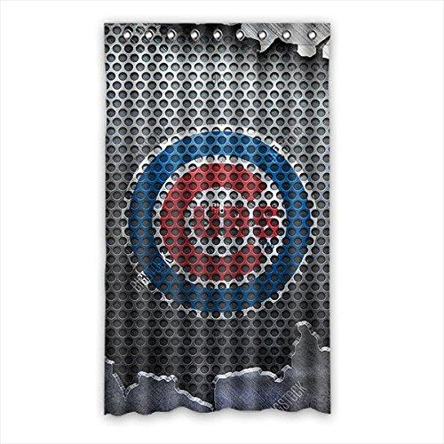 Cubs Drapes Chicago Cubs Drapes Cubs Drapes Cub Drapes