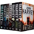 John Harvey Resnick Novels Collection 7 Books Set Pack (Off Minor, Lonely Hearts, Still Water, Rough Treatment, Last Rites, In a True Light, Gone to Ground) (Resnick Novels)