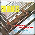 Beatles Please Please Me LP cover steel fridge magnet