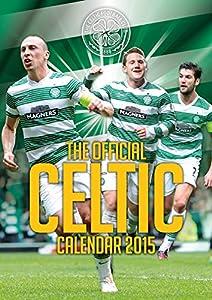 CELTIC A3 CALENDAR 2015 (Calendars 2015)