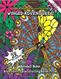 img - for Winged Adventure II: A Kaleidoscopia Coloring Cook book / textbook / text book