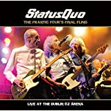 The Frantic 4'S Final Fling/Live