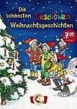 Die schönsten Leselöwen-Weihnachtsgeschichten: Mit Hörbuch-CD