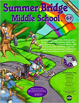 Summer Bridge Middle School Grades 6-7 (Summer Bridge ...