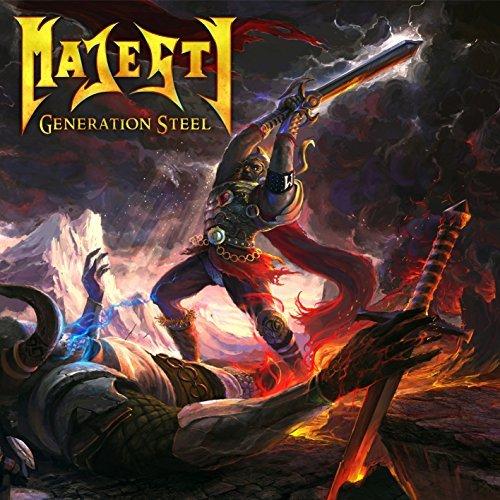 Generation Steel -Ltd- by Majesty