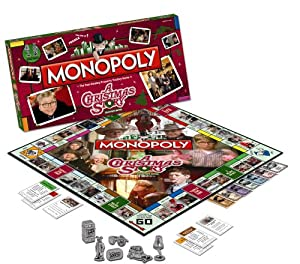 Monopoly: A Christmas Story Collector's Edition