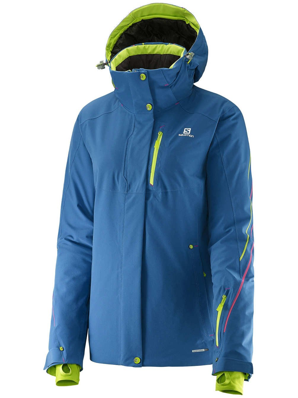 Damen Snowboard Jacke Salomon Brillant Jacket