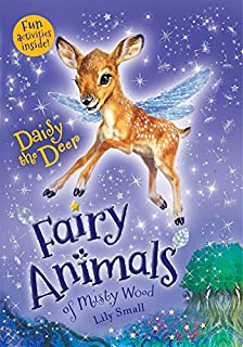 Book Cover: Daisy the Deer