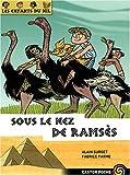 echange, troc Alain Surget, Fabrice Parme - Les enfants du Nil, Tome 13 : Sous le nez de Ramsès
